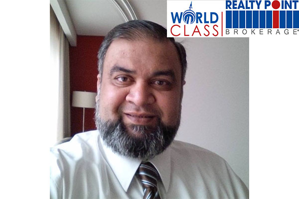 Babar Mazher Khan: Highest Commercial Lease Commissions First Place