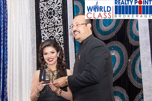 Claudia Verma: World Class Realty Point Rookie of the Year